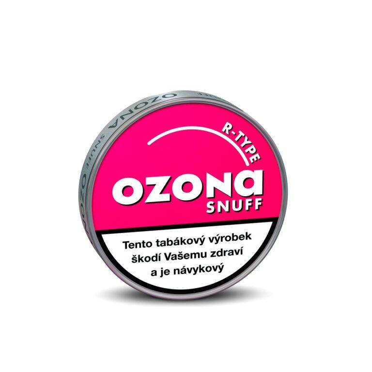 Šňupací tabák Ozona R-type Snuff, 5g   Vseprokoureni.cz