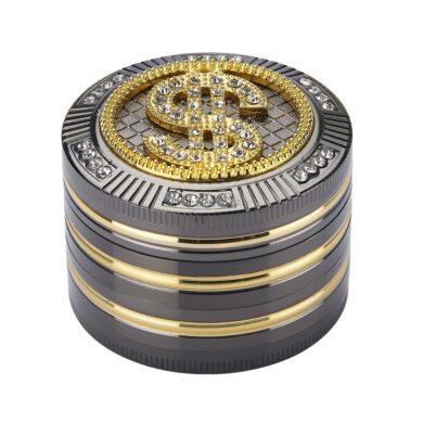 Drtič na tabák Champ High Dollar kovový 50mm(506119)