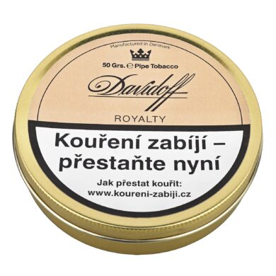 Dýmkový tabák Davidoff Royalty, 50g(3956)
