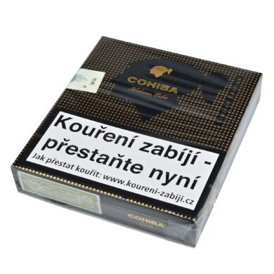 Doutníky Cohiba Club Limited Edition 2019, 20ks(K 250)