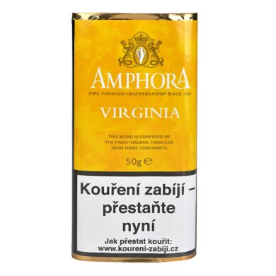 Dýmkový tabák Amphora Virginia, 50g(00020)