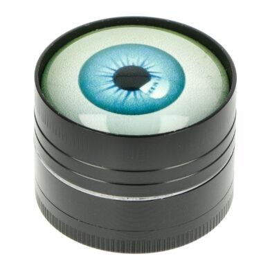 Drtič tabáku kovový Eyes, 40mm(07031)