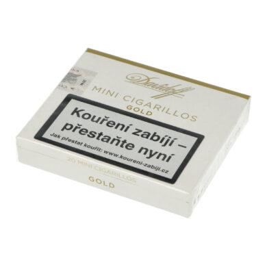 Doutníky Davidoff Mini Cigarillos Gold, 20ks(5965555)