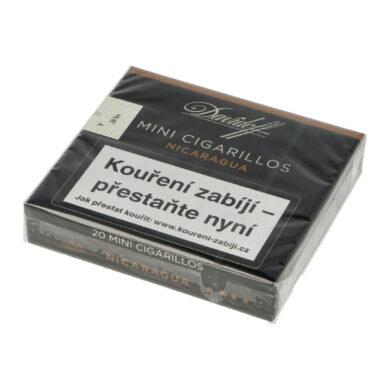 Doutníky Davidoff Mini Cigarillos Nicaragua, 20ks(5968555)