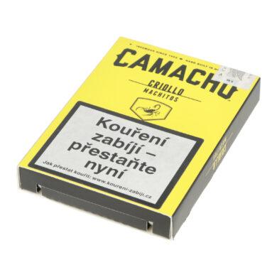 Doutníky Camacho Criollo Machitos Pack, 6ks(6940555)