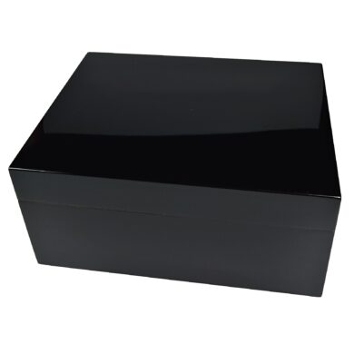 Humidor na doutníky Angelo 70D Black(923004)