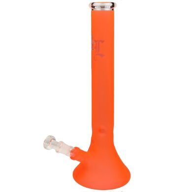 Skleněný bong Black Leaf Ice Neon, 41cm, orange  (251812-40)