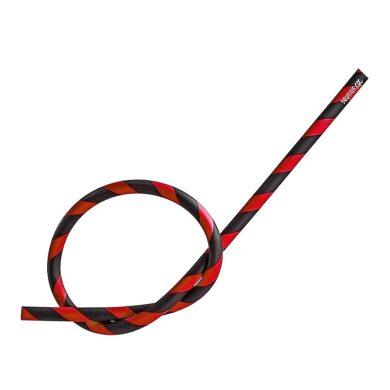 Náhradní hadice silikonová (šlauch) pro vodní dýmku B/R, 1,5m(H01-BR)