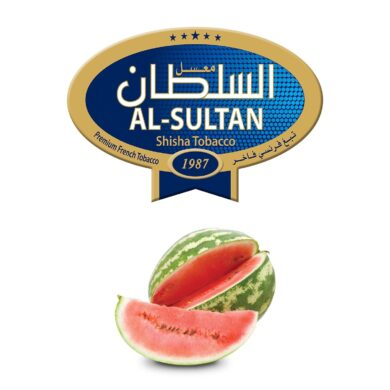 Tabák do vodní dýmky Al-Sultan Watermelon (83), 50g/F(2019F)