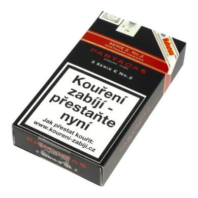 Doutníky Partagas Serie E No.2 A/T, 3ks(K 260)