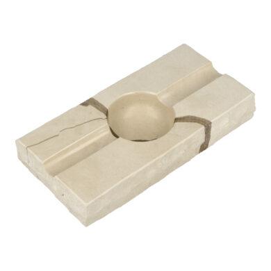 Doutníkový popelník Mramor, 2D, SI1(SI001)