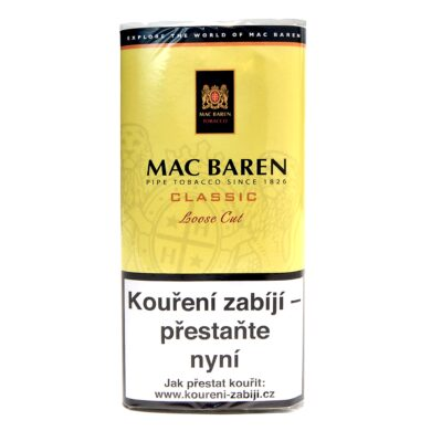 Dýmkový tabák Mac Baren Vanilla Cream, 50g/F(01754)