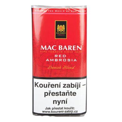 Dýmkový tabák Mac Baren Cherry Ambrosia, 50g(008411)