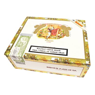 Doutníky Romeo y Julieta No.1 A/T, 25ks(K 011)