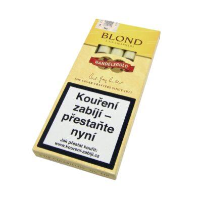 Doutníky Handelsgold Blond, 5ks(100244008)