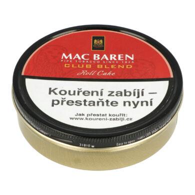 Dýmkový tabák Mac Baren Club Blend, 100g(01691)