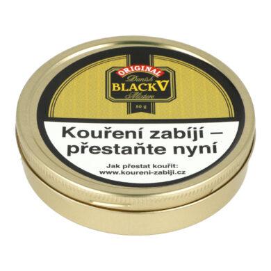 Dýmkový tabák Danish Black Vanilla, 50g(00450)