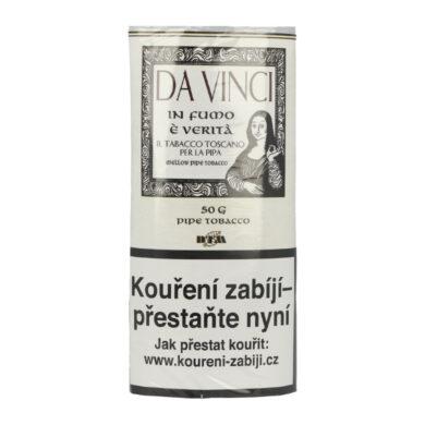 Dýmkový tabák Da Vinci, 50g(05100)