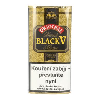 Dýmkový tabák Danish Black Vanilla, 40g(01233)
