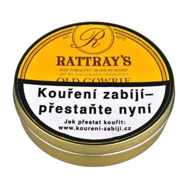 Dýmkový tabák Rattrays Old Gowrie, 50g(08040)