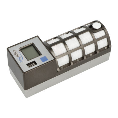 Zvlhčovač elektrický Cigar Spa, digitální, černý(89000)