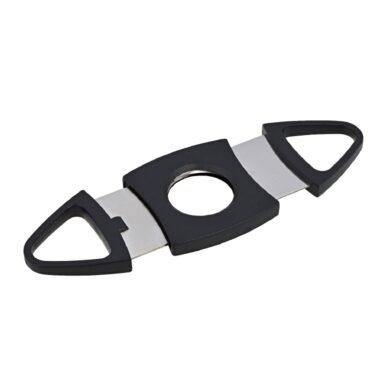 Doutníkový ořezávač, plastový, černý(50014)