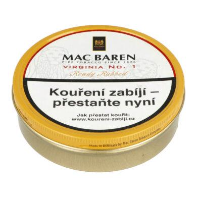Dýmkový tabák Mac Baren Virginia No.1, 100g(0087)