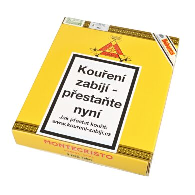 Doutníky Montecristo Petit Tubos A/T, 5ks(K 162)