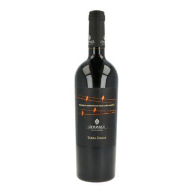 Víno Odoardi Terra Damia IGT 0,75l 2015 14,5%, červené(6809684)