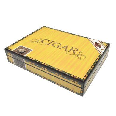 Humidor na doutníky Cigar 20D, stolní(920370)