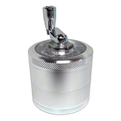 Drtič tabáku s kličkou CNC, kovový(340490)