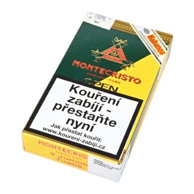 Doutníky Montecristo Junior A/T, 3ks(K 179)