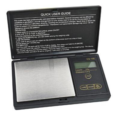Digitální váha kapesní Myzo MZ-100 0,01-100g(348030)