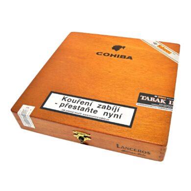 Doutníky Cohiba Lanceros, 25ks(K 200)