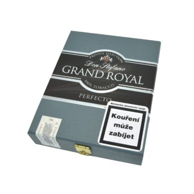 Doutníky Don Stefano Grand Royal Perfecto, 5ks  (7060050)