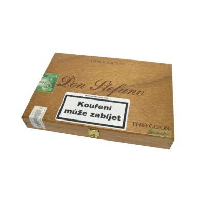 Doutníky Don Stefano Perfeccion Sumatra, 10ks(7029100)
