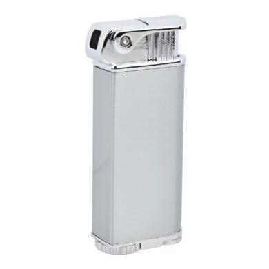 Dýmkový zapalovač Eurojet Smart, stříbrný(257110)