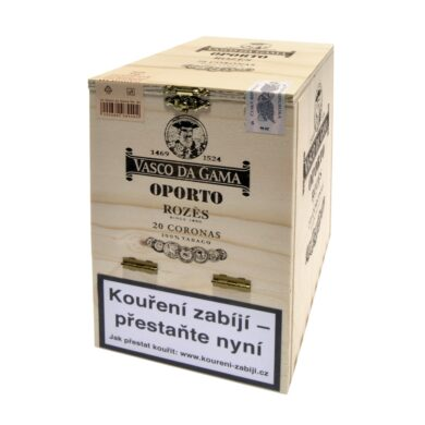 Doutníky Vasco da Gama Port Wine Cigar, 20ks(100203206)