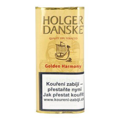 Dýmkový tabák Holger Danske Mango and Vanilla, 40g(01224)