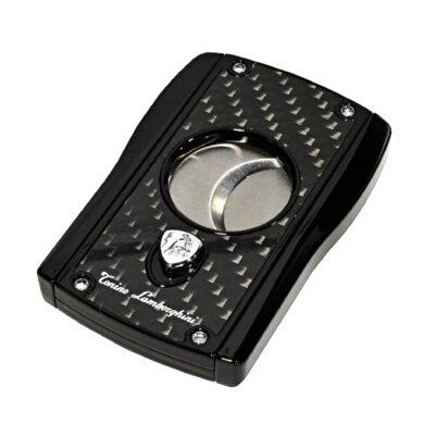 Doutníkový ořezávač Lamborghini Aldebaran černý/černý karbon(913160)