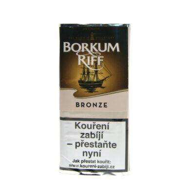 Dýmkový tabák Borkum Riff Bronze 40g(300100603)