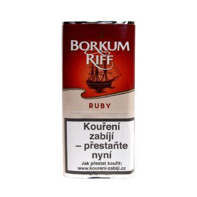 Dýmkový tabák Borkum Riff Ruby 40g(300100111)