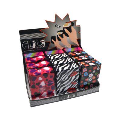 Pouzdro na cigarety Clic Boxx Kiss(380230)