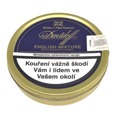 Dýmkový tabák Davidoff English Mixture, 50g(3916)
