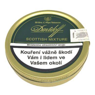 Dýmkový tabák Davidoff Scottish Mixture, 50g(3925)