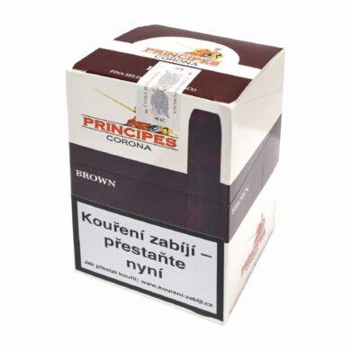 Doutníky Principes Brown, 25ks(109710508S)