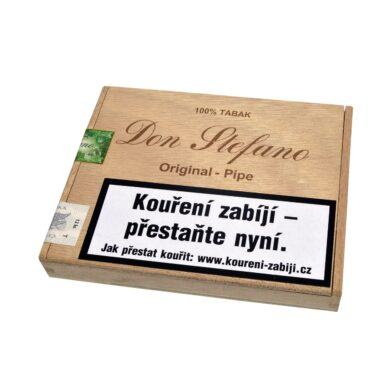 Doutníky Don Stefano Pipe Original, 12ks(7001120)