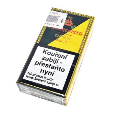 Doutníky Montecristo Open Mini, 10ks(K 238)