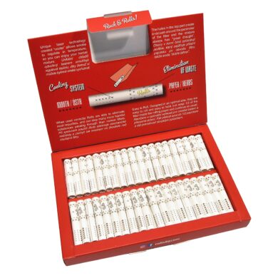 Cigaretové filtry Rolls VIP XL, 6mm(8594173400214)