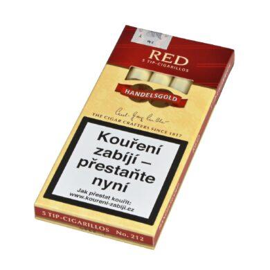 Doutníky Handelsgold Red, 5ks(100244210)